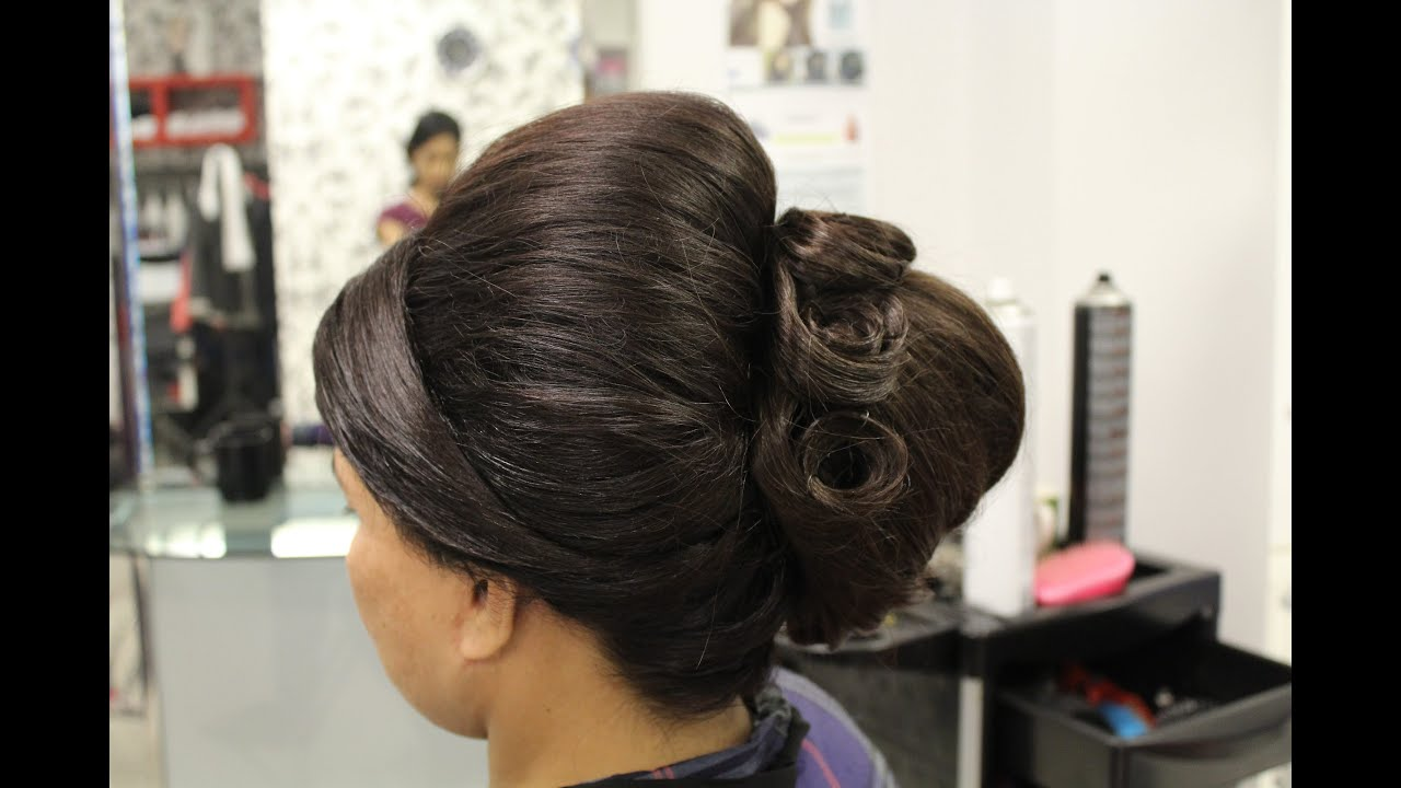 HOW TO Indian Bridal Hairstyles for Short Hair