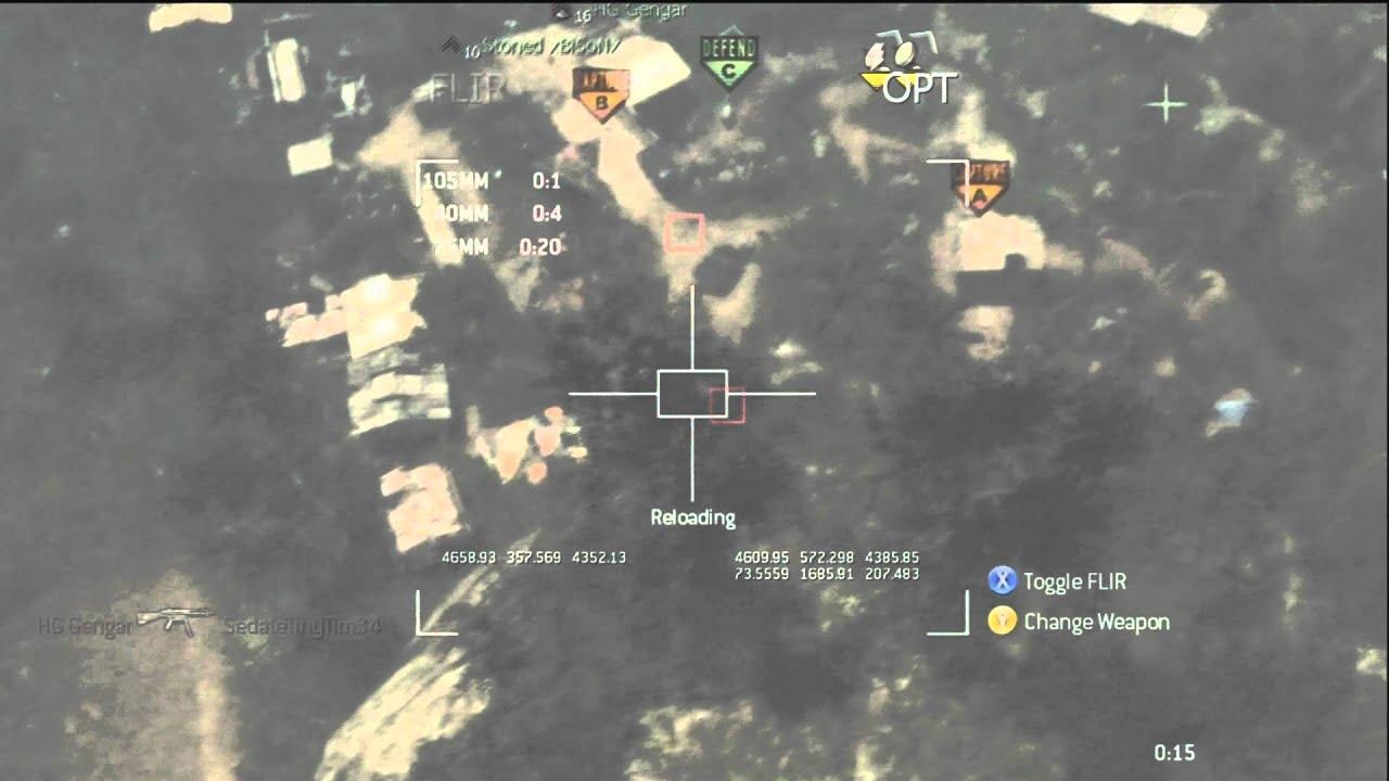 Modern Warfare 3 Juggernaut Killstreak Gameplay - Best Killstreak Setup