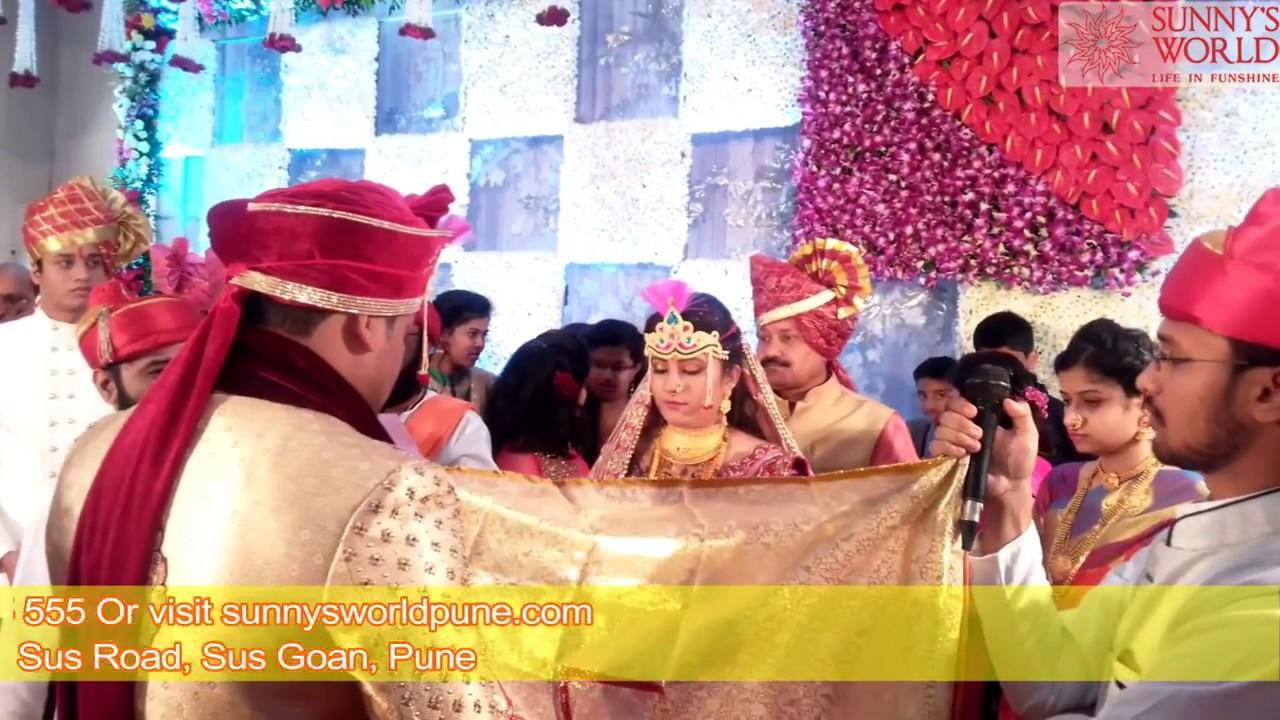 Gopale Kharabi Wedding Function At Sunny S World Pune Shahi Vivah