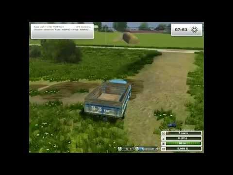 Farming Simulator 2013 #Колхоз рассвет# часть 1