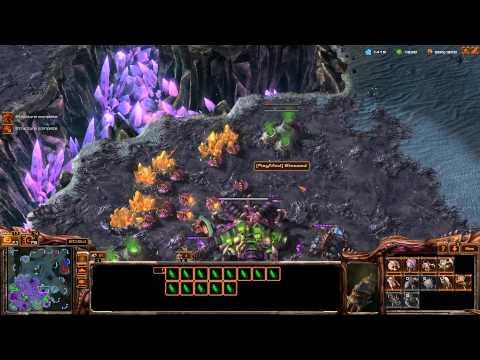 RagMad Starcraft - ZZ vs. PP Rematch ([cloudM]CorLing, [weOP]RIZZTOWN) feat. Rancid