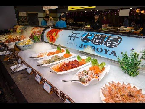 Jogoya Buffet Dinner - One of the amazing buffet restaurant in Kuala Lumpur !! - YouTube