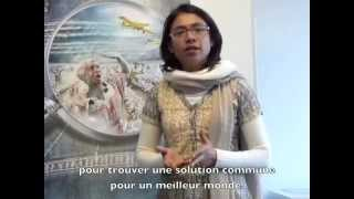 Shatil Ara, coordinatrice au Bangladesh de la Fair Wear Foundation et hôte de la campagne ...