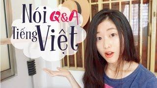 Nói về mình bằng tiếng Việt - Mình là người Nhật đang sống ở VN :)