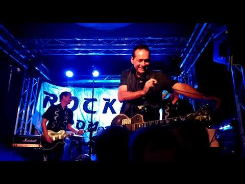 Rocket From The Crypt - the cluny Newcastle 2017