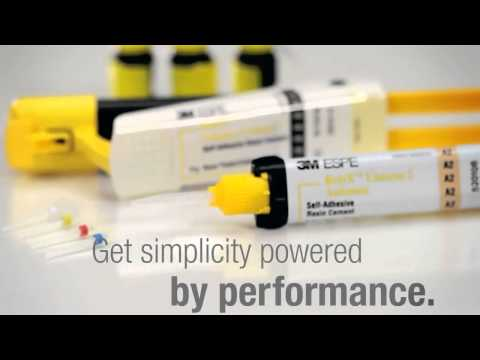 RelyX™ Family of Dental Cements