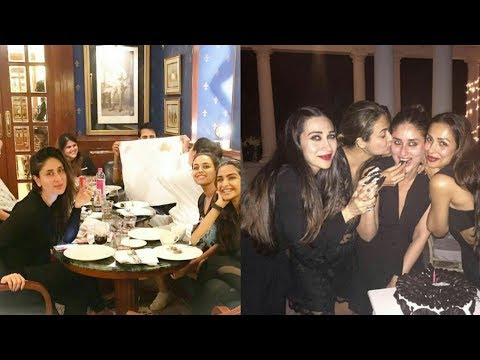 Kareena Kapoor Khan celebrates her birthday 2017 with close freinds |Nice Bonding ❤