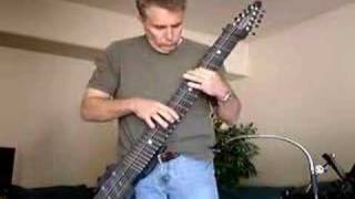 Chapman Stick Boxberger Original heavy rock and roll