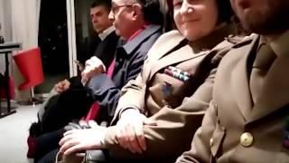 Manifestazione Vis coi Bersaglieri e intervista a Zurlo