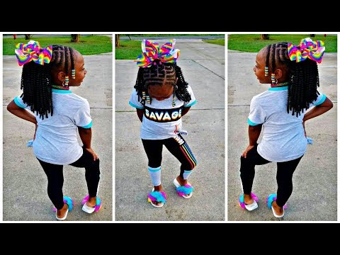 Slayed & laid Crochet Hairstyle... Savage! thumbnail
