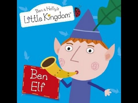 Ben and Holly's Little Kingdom - Lucy's Elf and Fairy Party HD