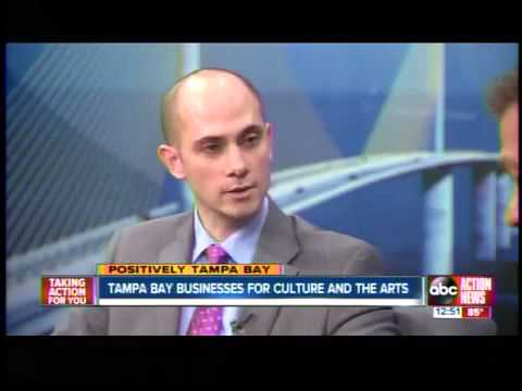 Positively Tampa Bay:Tampa Businesses For Culture & the Arts