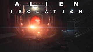 TROLLING Alien Isolation - Making Friends with a Wrench