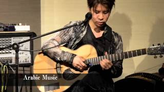 World Music Session(Arab,India,Japan) on Flute and Guitar