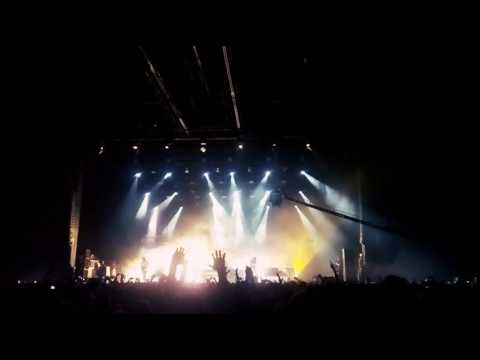 Enter Shikari - Anything Can Happen in the Next  Half Hour  (concert live in Moscow 2017) mp3