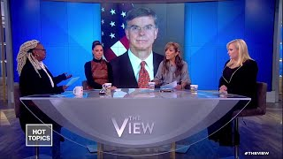 Bill Taylor's Explosive Testimony, Part 2 | The View
