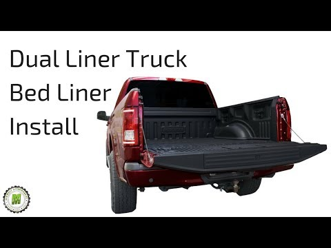 Dual Liner Truck Bed Liner Install