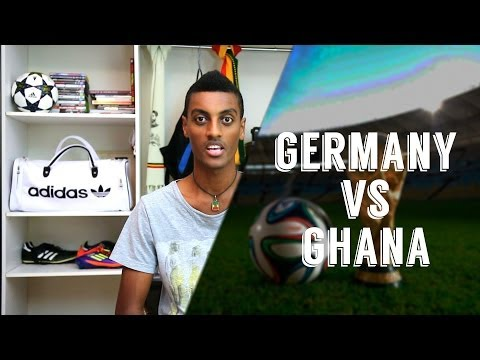 Germany V Ghana 2014 World Cup - Preview