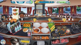 Cooking Fever Level 40th of all Restaurants 20190113 screenshot 2
