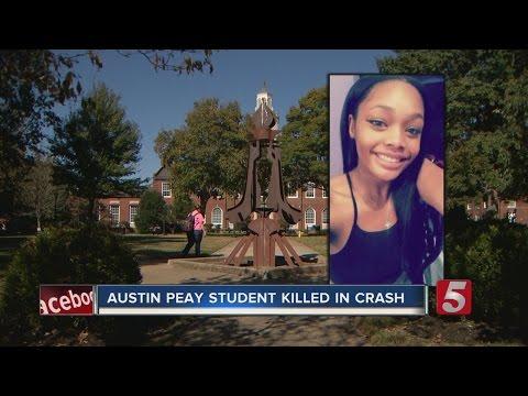 Austin Peay Student Killed In Crash