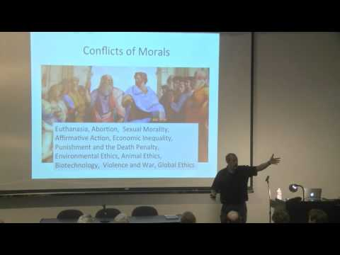 Contemporary Conflicts of Morals: Intro to Ethics, Abortion, and Euthanasia