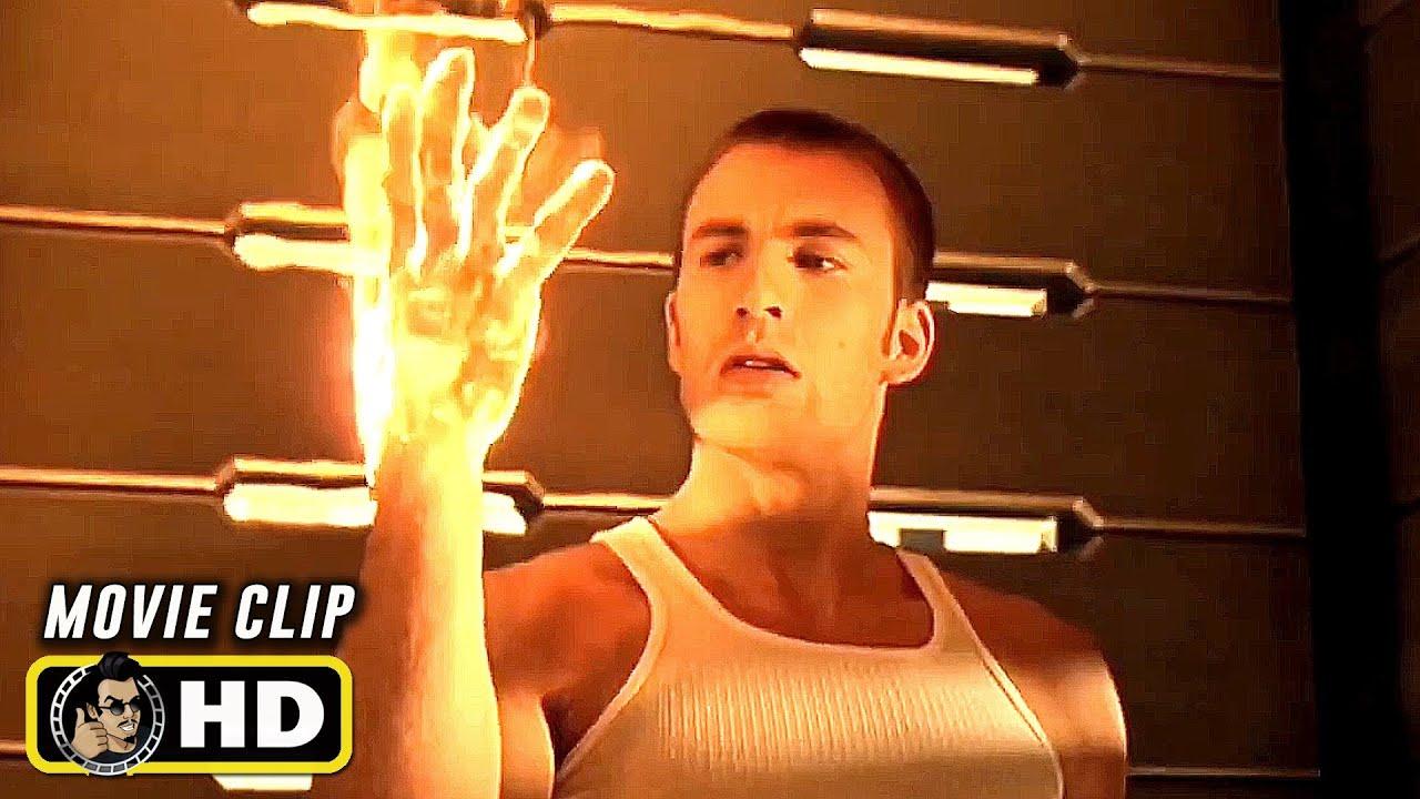 Download FANTASTIC FOUR (2005) Clip - Testing Powers [HD] Chris Evans