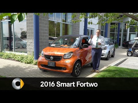 2016 Smart Fortwo Passion video tour with Bob