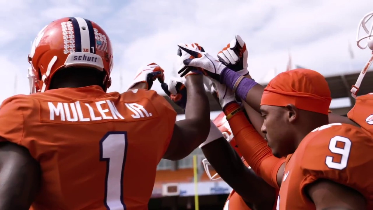 Clemson Football Highlights 2018-2019 II