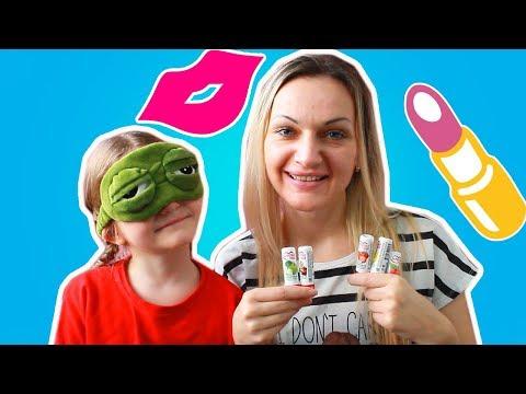 RUJ Challenge/ Ghicim Aroma BALSAMULUI de BUZE Mama vs Sofia