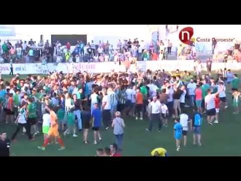 Himno del Atlético Sanluqueño C.F. con imágenes - Sanlúcar de Barrameda