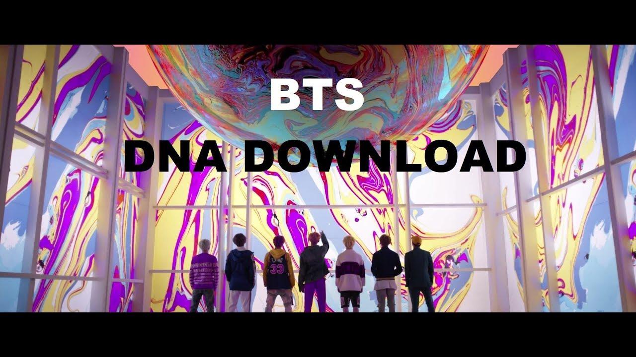 BTS - DNA (Download Link in the Description)