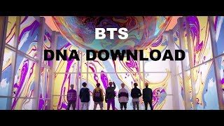 Download lagu BTS - DNA (Download Link in the Description)