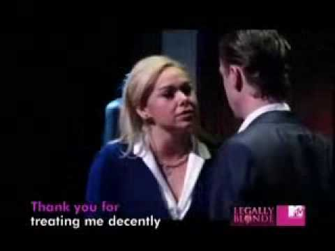 """""""Legally Blonde"""" from Legally Blonde The Musical"""