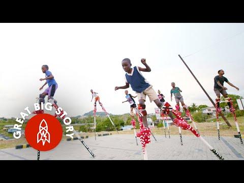 Dre - Dancing On 10-Foot Stilts