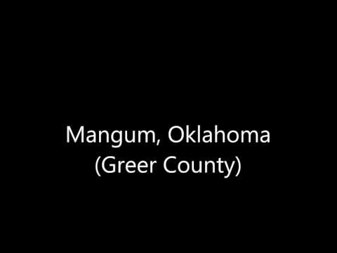 Mangum, OK (Greer County)