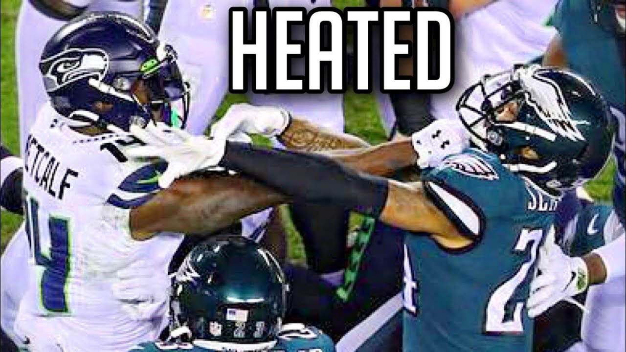 NFL Most Heated Moments of Week 12 || HD