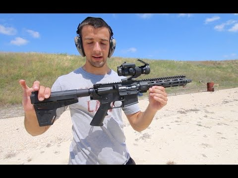 What is an AR Pistol?