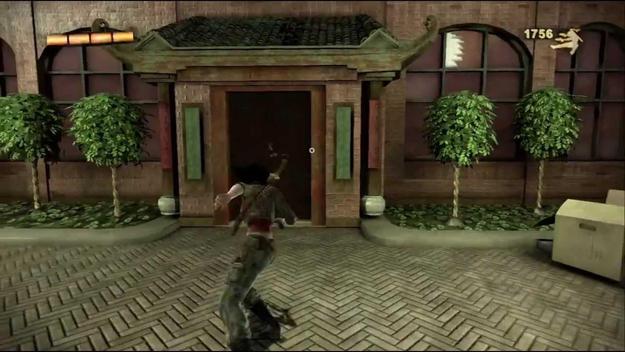 Wet Chapter 1 Chinatown Rundown Xbox 360 720p Gameplay Playthrough Youtube