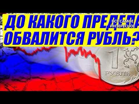 Девальвация рубля в 2018...