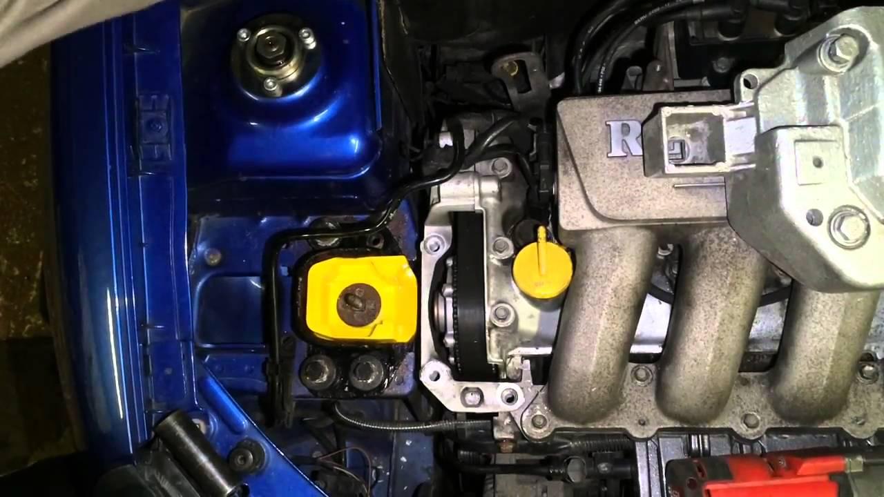Renault Clio sport 182 gearbox top mount bracket.