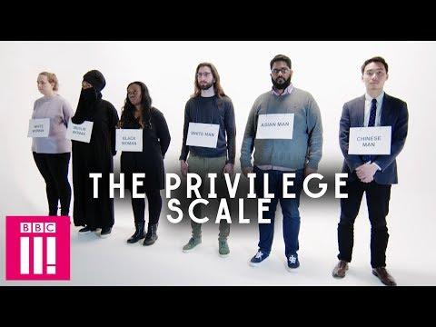 The Privilege Scale | Darren Harriott's Life Lesson