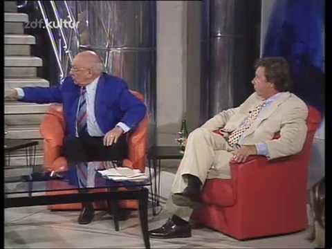 Das Literarische Quartett 26  15.08.1993  H.Mulisch,C.Nooteboom,T.C.Boyle,H.Stern,Martin Walser