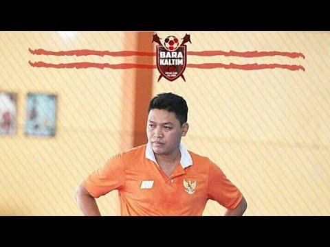 Coach Sayan Karmadi Kepala Pelatih BARA KALTIM#sayan Futsal Family