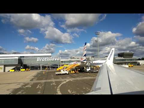 Flight departure from Bratislava | Ryanair FR5042 | martin budka