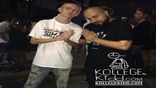 Slim Jesus Makes Cops Shut Down Chief Keef's 'Bang 3 Hologram Fest' Concert