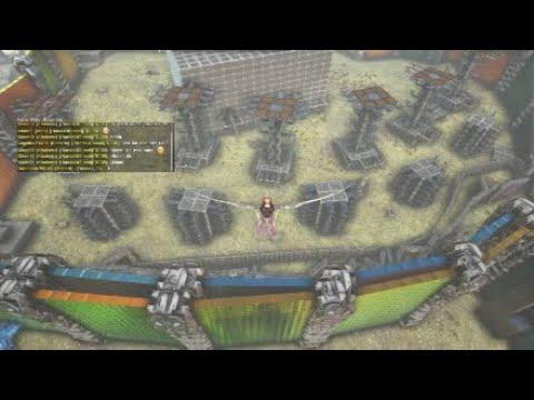 ARK PS4 - MEGATRIBE Co9 LEGACY BASE SHOWCASE