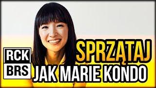 Azjatka posprzątała mi życie - Marie Kondo