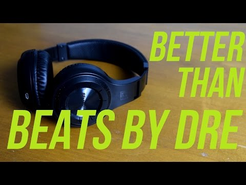Bluedio H-Turbine Bluetooth Headphones Review
