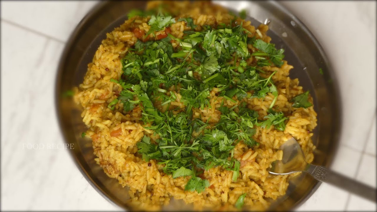Tomato rice recipe in kannada how to make easy restaurant style tomato rice recipe in kannada how to make easy restaurant style tomato bath recipe forumfinder Gallery