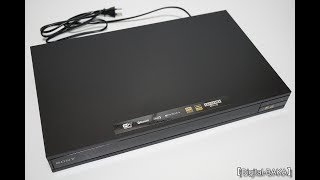 SONY Ultra HD ブルーレイ/DVDプレーヤー「UBP-X800」 開封レポート ブルーレイ 検索動画 15